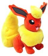 Pokemon Flareon 8 Inch Plush Assortment Wave 2