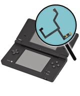 Nintendo DSi Repairs: Camera Circuit Ribbon Replacement Service