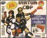 Virtua Cop 2 W/ Stunner Gun