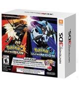 Pokemon Ultra Sun & Pokemon Ultra Moon Veteran Trainer's Dual Pack