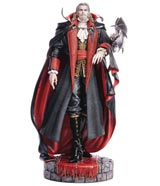 Castlevania: Symphony of the Night Dracula Standard Edition 20 Inch Resin Statue