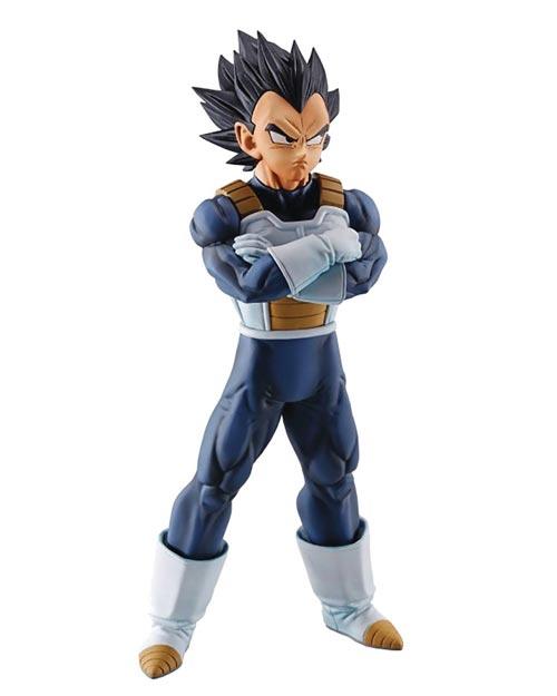 Dragon Ball: Strong Chains Vegeta Ichiban Figure