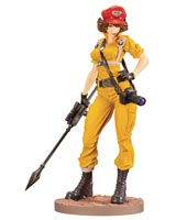G.I. Joe Lady Jaye Canary Ann Edition Bishoujo Statue