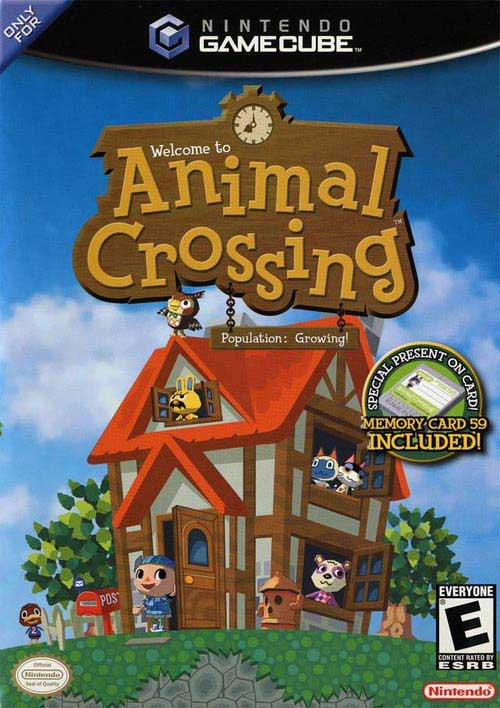 Animal Crossing Game Only