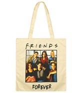 Friends Forever Canvas Tote Bag