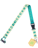 Animal Crossing Characters Lanyard
