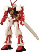 Gundam Infinity MBF-P02 Gundam Astray 4.5 Inch Action Figure