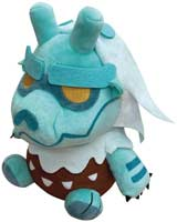 Monster Hunter Chibi Goss Harag Plush