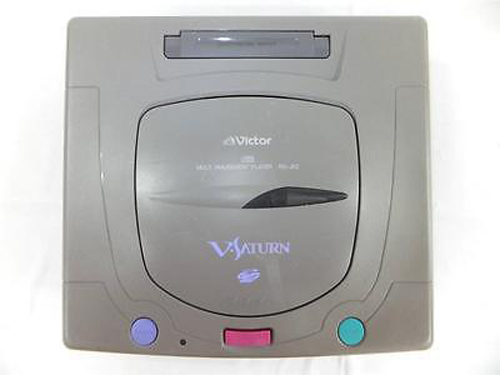 Sega V-Saturn System RG-JX2