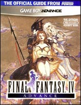 Final Fantasy IV Advance Official Strategy Guide