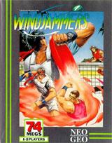 Windjammers Neo Geo AES