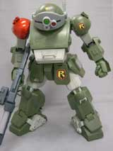 Armored Trooper Votoms: Red Shoulder Scopedog 1/12 Full Action Figure