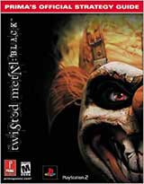 Twisted Metal Black Official Strategy Guide