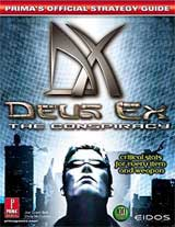 Deus EX Official Strategy Guide