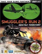 Smuggler's Run 2 Official Strategy Guide Book