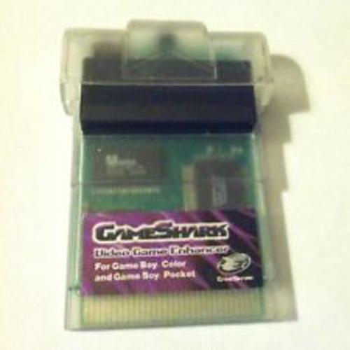 Game Boy Color GameShark