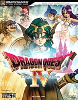 Dragon Quest IV Official Strategy Guide