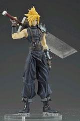 Dissidia Final Fantasy Trading Arts Cloud Figure