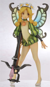 Odin Sphere: Mercedes 1/8 Scale PVC Figure