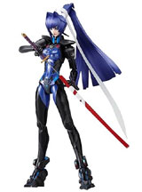 Muy-Luv Alternative: Meiya U.N. Uniform Figma Action Figure