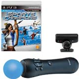 PS3 PlayStation Move Sports Champions Bundle