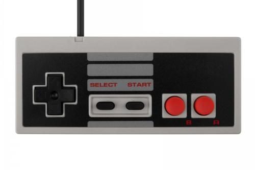 Nintendo Classic Controller