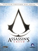 Assassin's Creed Limited Edition Art Book Prima
