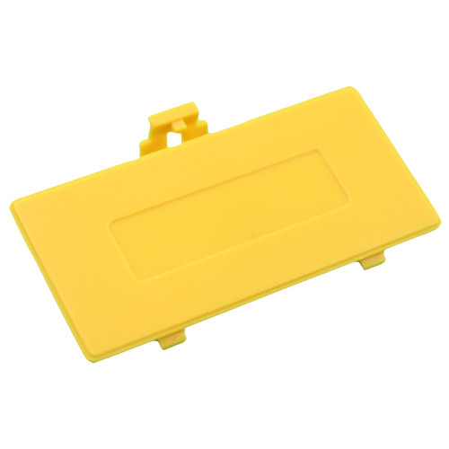 Game Boy Pocket Battery Cover Yellow