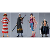 Super One Piece Styling: Punk Hazard Trading Figure