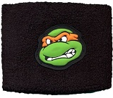 Teenage Mutant Ninja Turtles TMNT Retro Michelangelo Sweatband