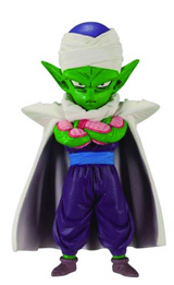 Dragonball Z Movie: Rebirth of F WCF Vol. 1 Piccolo Figure