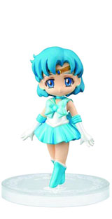 Sailor Moon Crystal Collectible Vol 1 Sailor Mercury Figure