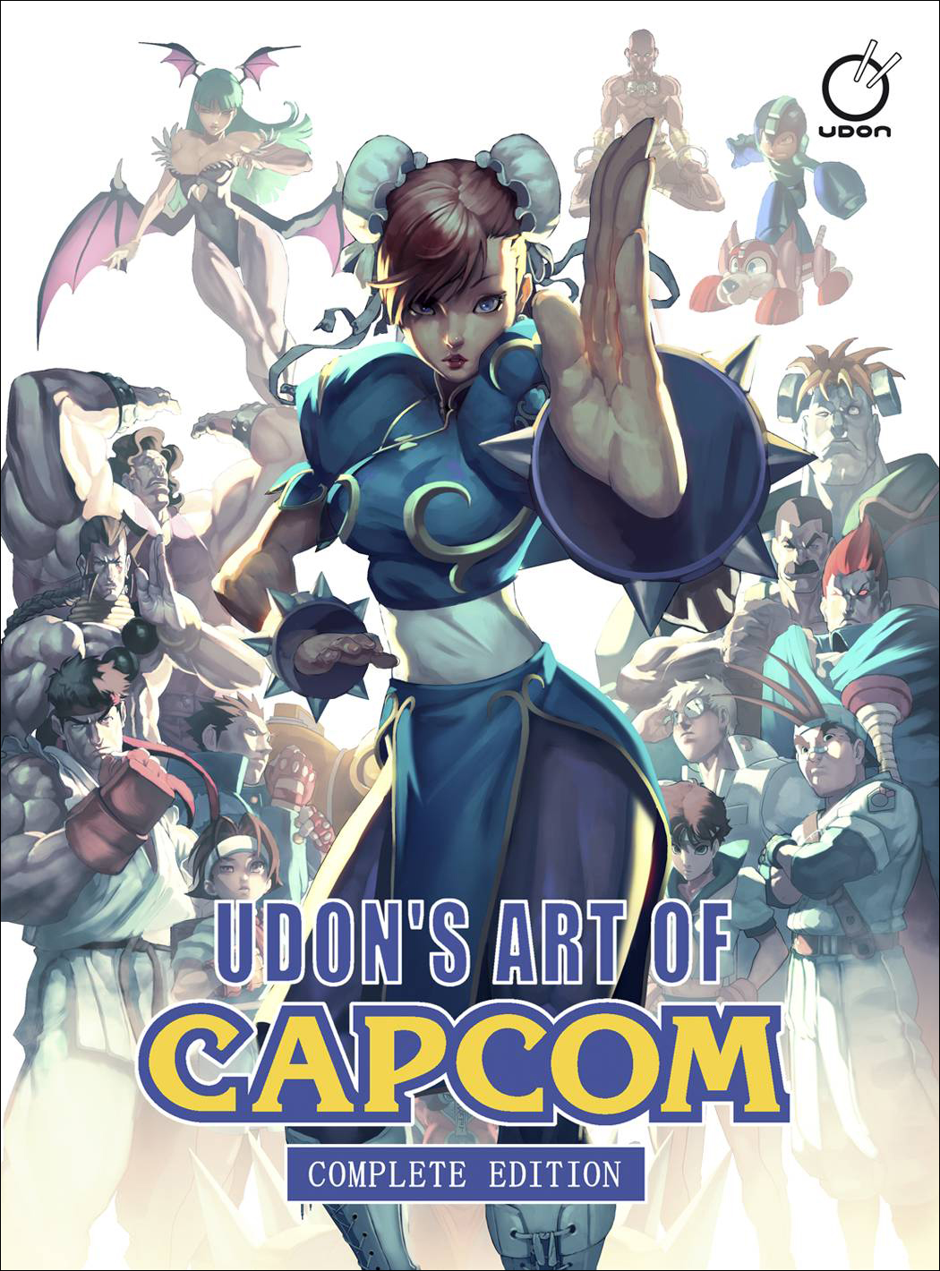 Udon's Art of Capcom Compilation Edition (Hardcover)