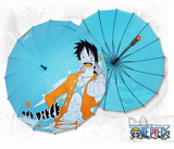 One Piece Luffy Umbrella