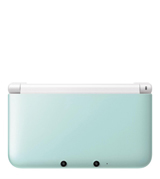 Nintendo 3DS XL System Mint White