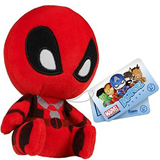 Marvel Deadpool 4.5 Inch Plush Red