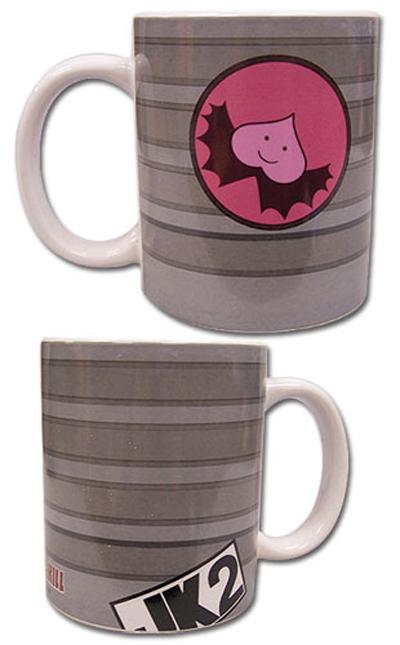 Kill La Kill Ryuko's Suitcase Mug