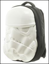 Star Wars Storm Trooper Molded Backpack