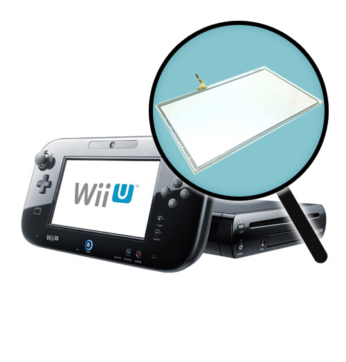 Nintendo Wii U Repairs: Gamepad Touch Screen Replacement Service