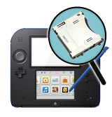2DS Repairs: Cartridge Slot Replacement Service
