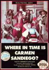 Where in Time is Carmen Sandiego