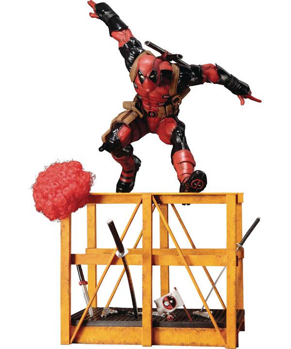 Marvel Now! Super Deadpool ArtFX 1/6 Scale Statue