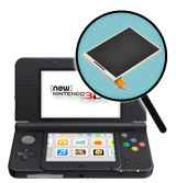 New 3DS Repairs: Bottom LCD Screen Replacement Service