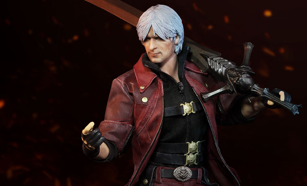 Devil May Cry IV: Dante 1/6 Scale Action Figure Regular Version