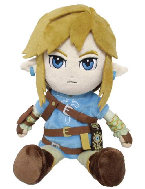 Legend of Zelda: Breath of the Wild Link 12