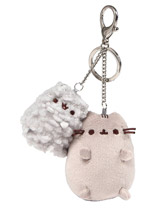 Pusheen and Stormy Deluxe Backpack Clip