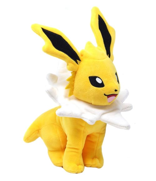 Pokemon Jolteon 8 Inch Plush Assortment Wave 2