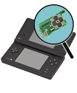Nintendo DSi Repairs: Power Board Replacement Service