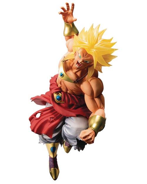 Dragon Ball Z Super Saiyan Broly 1994 Ichiban Figure