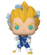 Pop Animation Dragon Ball Z Super Saiyan 2 Vegeta PX Vinyl Figure